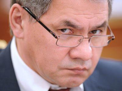 Суд Киева выдал ордер на арест Шойгу