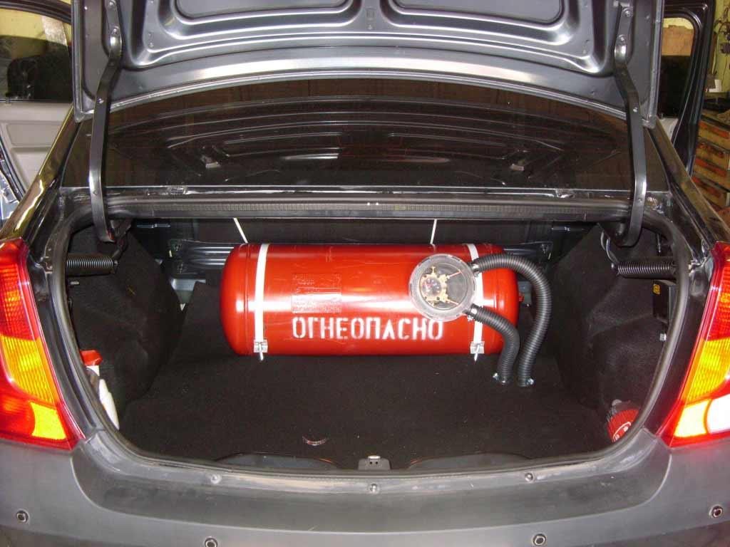 ГИБДД оптимизировала процедуру установки газового оборудования на авто